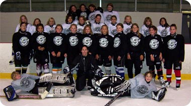 Katie Weatherston's Hockey School
